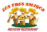 Los Tres Amigos Logo